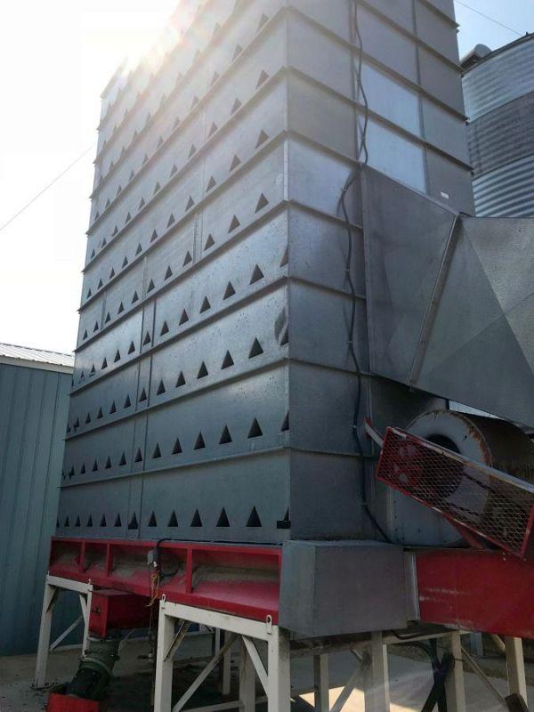 1999 Vertec 11 Tier Grain Dryer