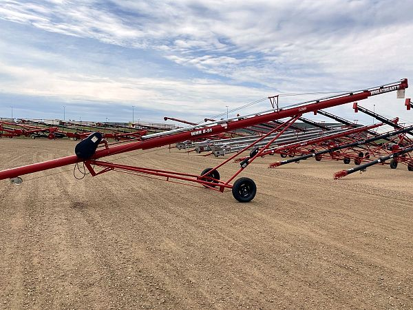 """Wheatheart WHR 8""""x51' Auger"""