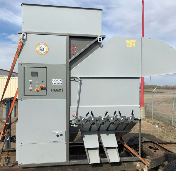 GCS-1000 Grain Cleaner