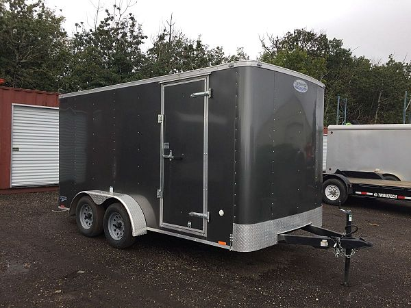 Consignment 2019 Continental Cargo - 7x14 Bike Trailer
